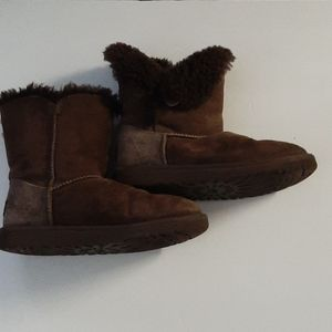 UGG Brown boots women Size 4